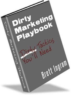Product picture Dirty Marketing Playbook-Marketing Secrets
